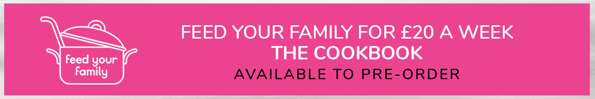 Feed Your Family The Cookbook