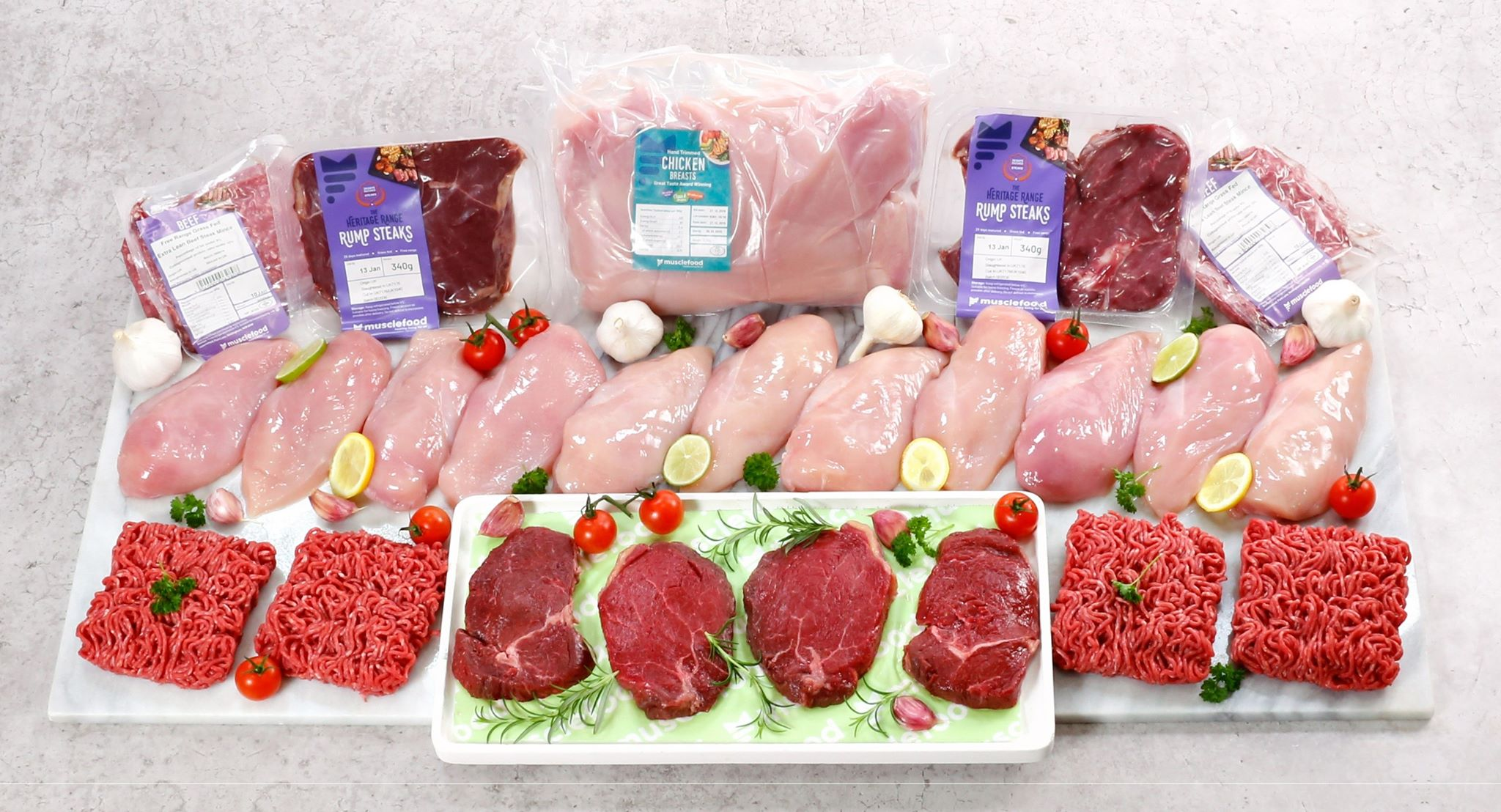 DON'T MISS this Muscle Food meat offer delivered fresh to your door!