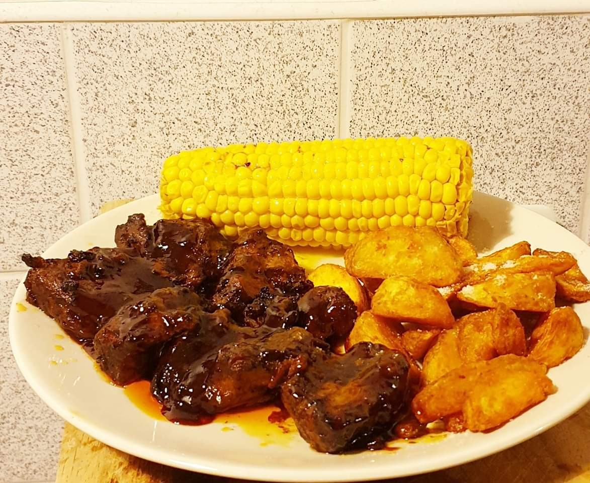 Spicy Bbq Ribs